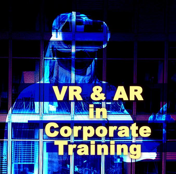 VR & AR; #TheNextEvolution in Training