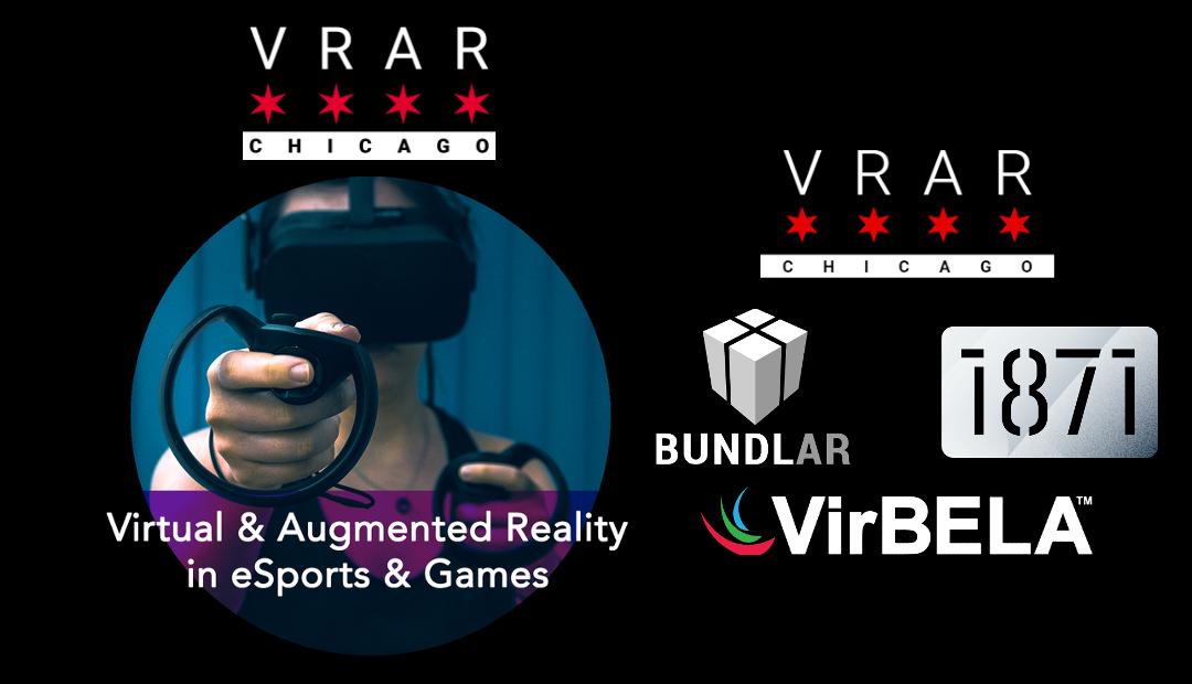 VR & AR IN ESPORTS & GAMES