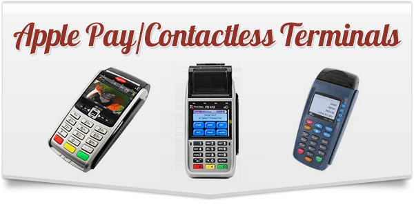 Apple Pay/Contactless Terminals
