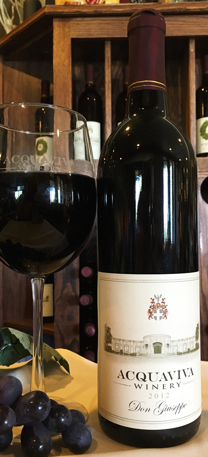 Don Giuseppe Wine