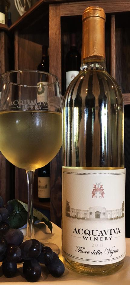 Fiore Della Vigna Wine