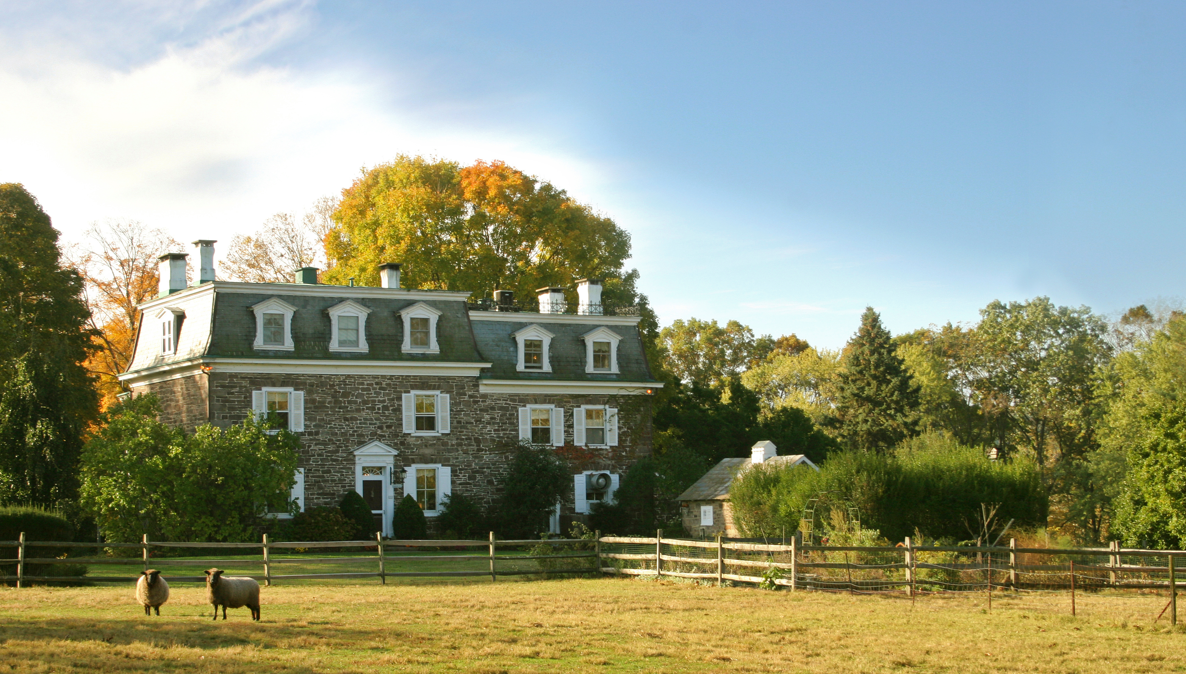 Romantic Bed And Breakfast Near New Hope Pa