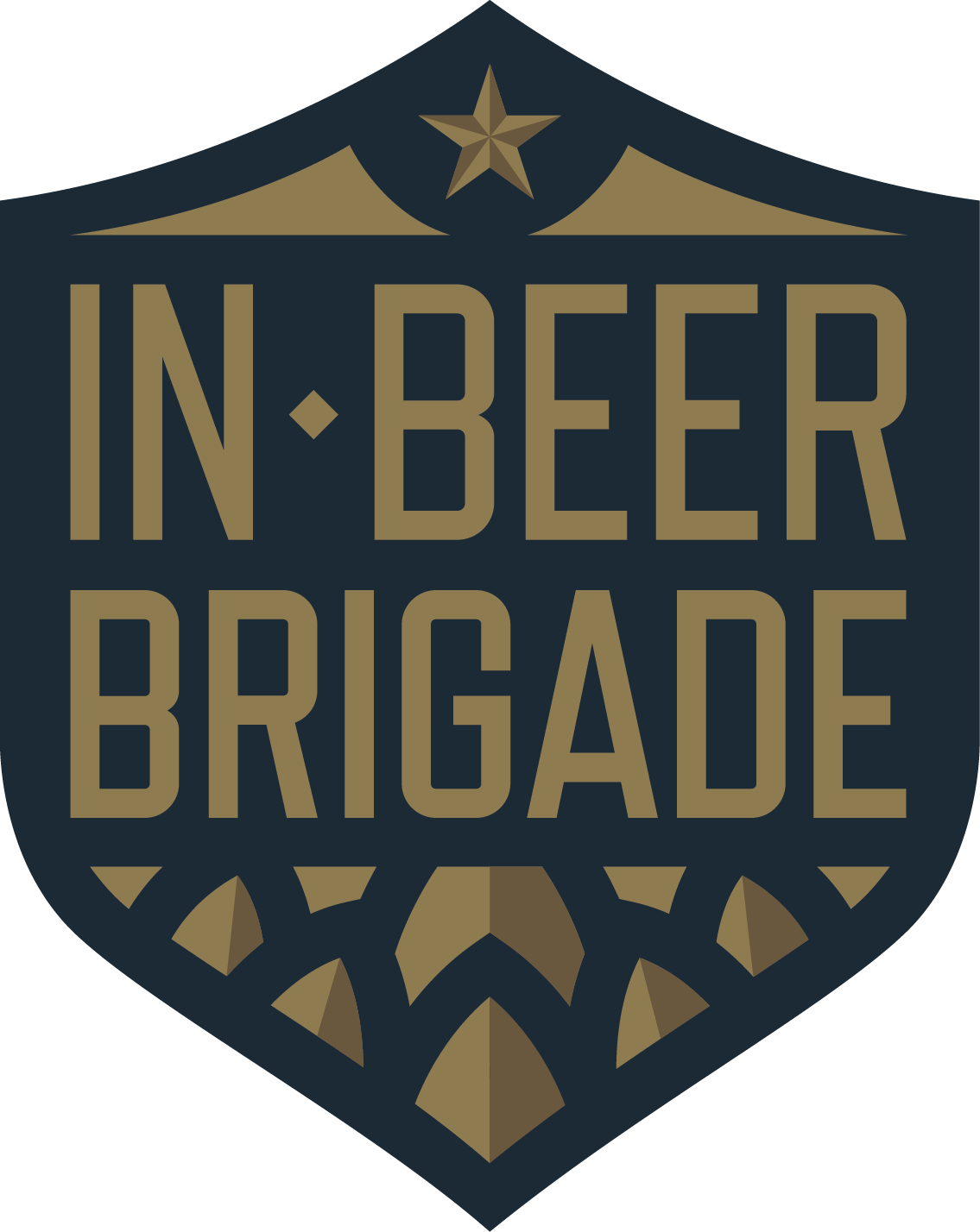 IN Beer Brigade logo