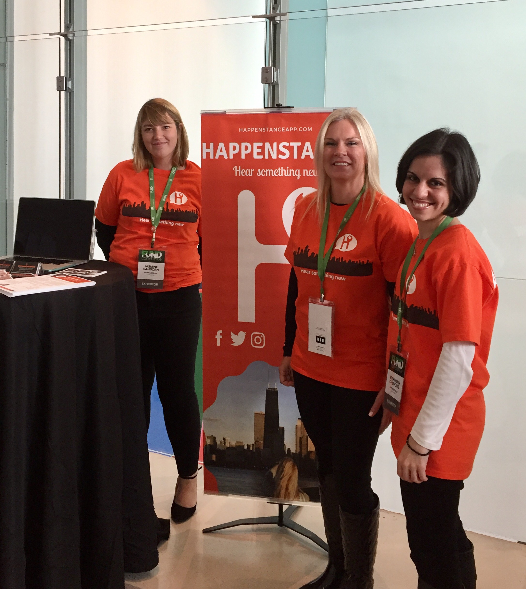 Exhibitor Spotlight on Happenstance