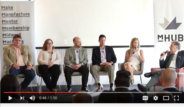 MyHUB Events: First Industrial Responders Emerge F.I.R.E. Panel: Trends in Product Innovation