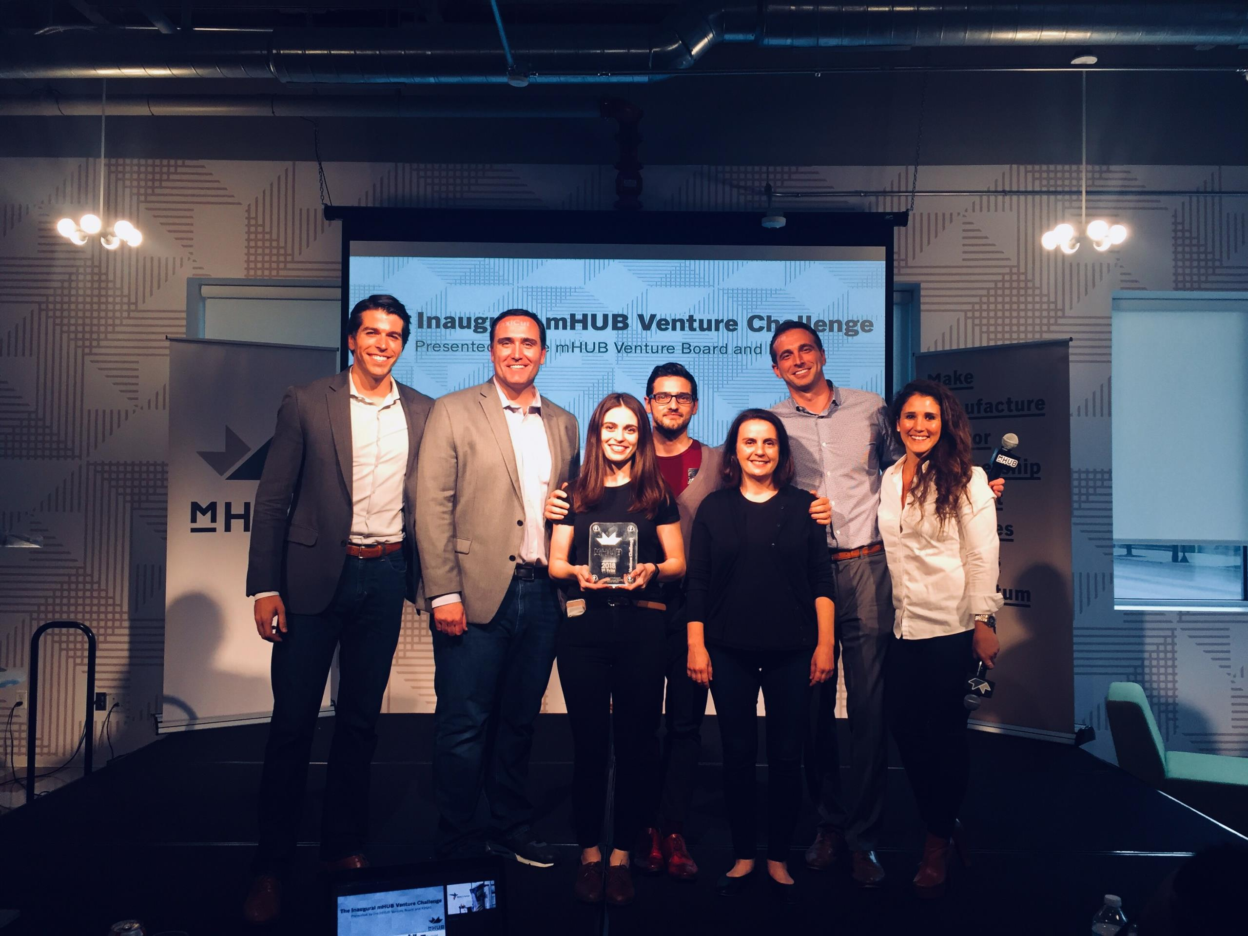 mHUB Venture Board Hosts First mHUB Venture Challenge