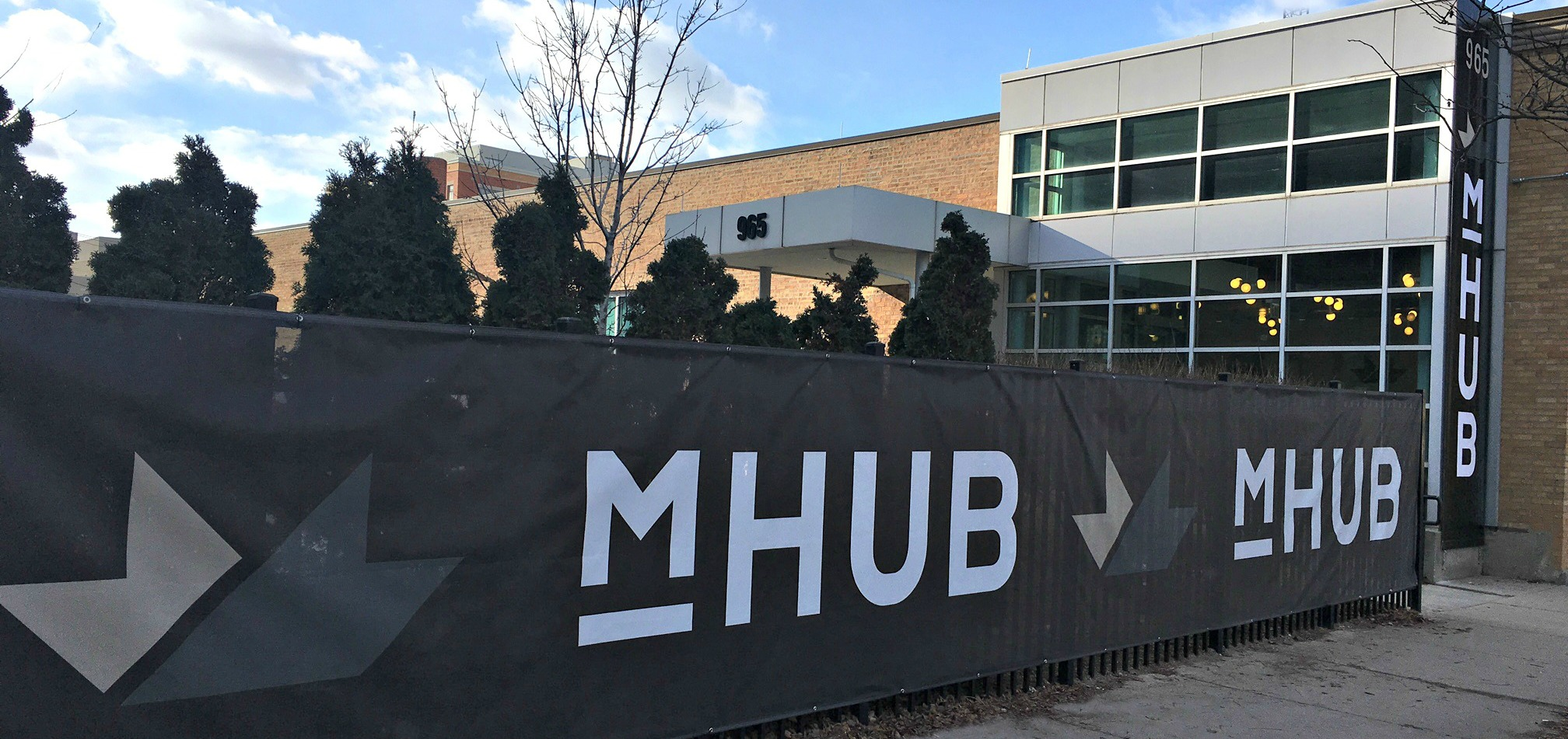 mHUB's Prototyping Shop is Open