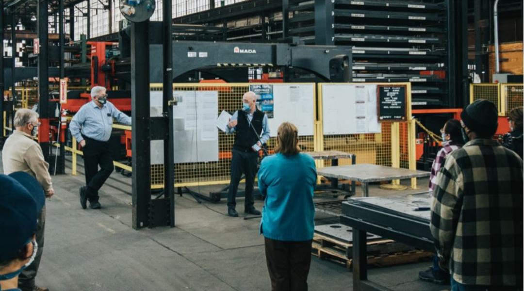 SME Spotlight: Laystrom Manufacturing