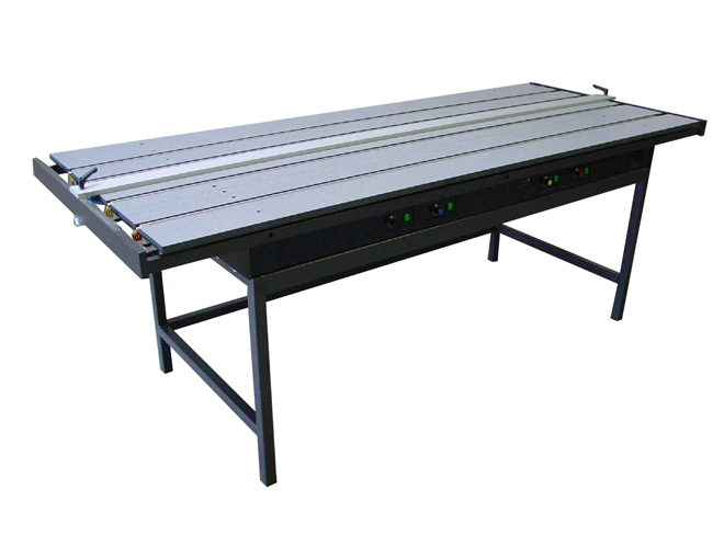 Line-Bending Table