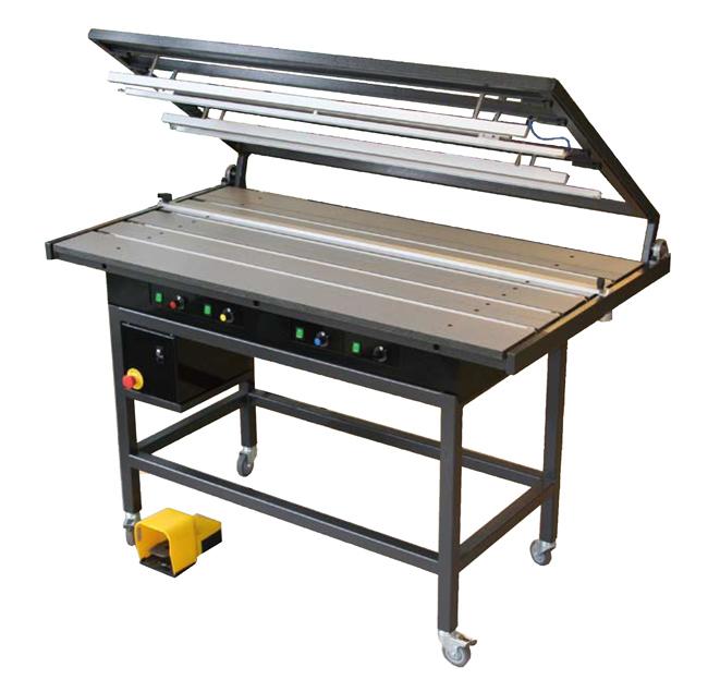 Line-Bending Table