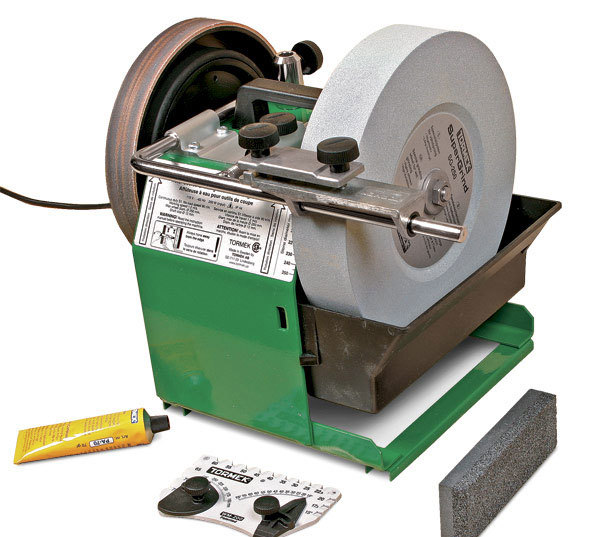 Precision Tool Sharpener