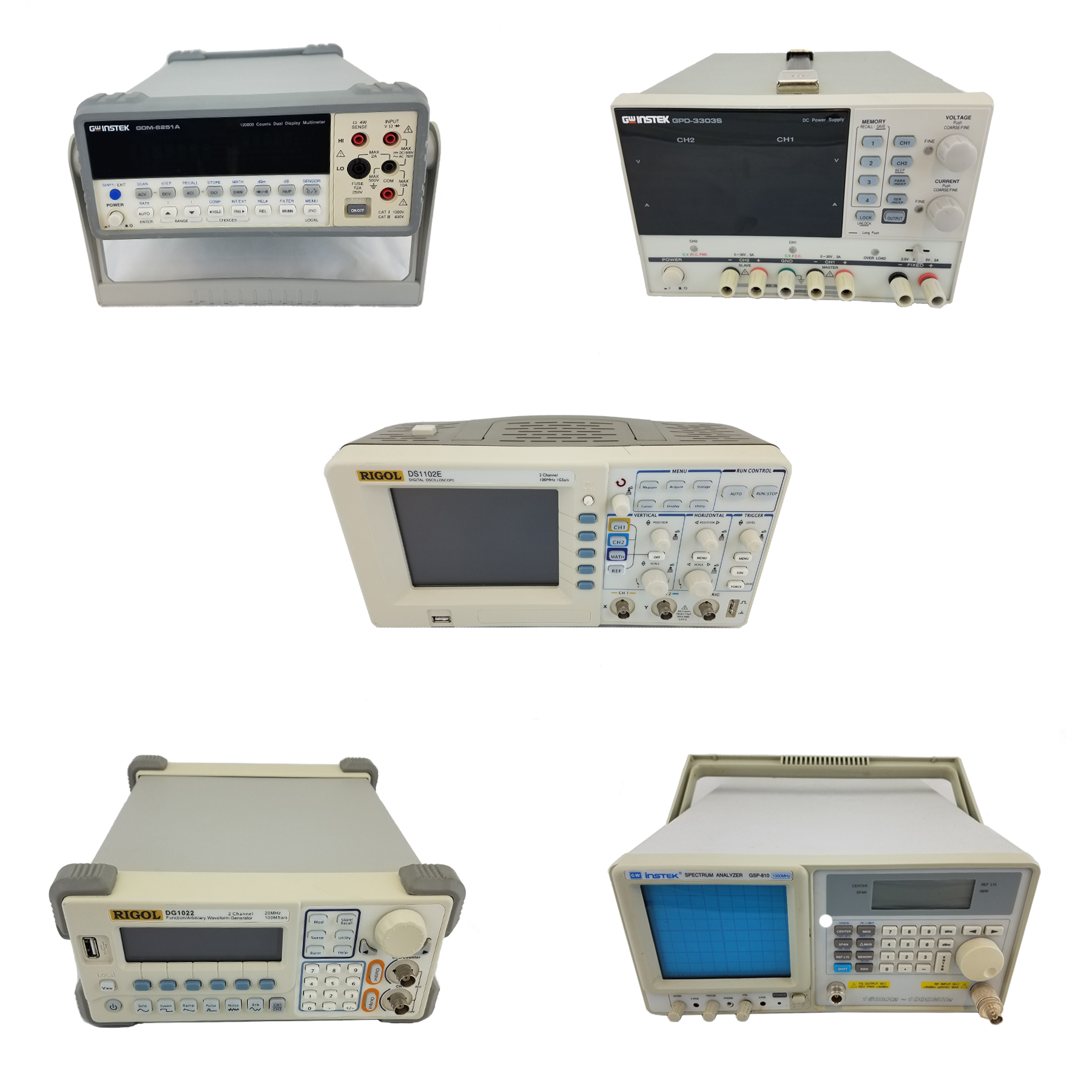 Electronics bench equipment