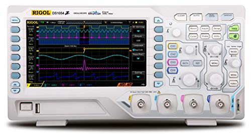 4 Channel Oscilloscope