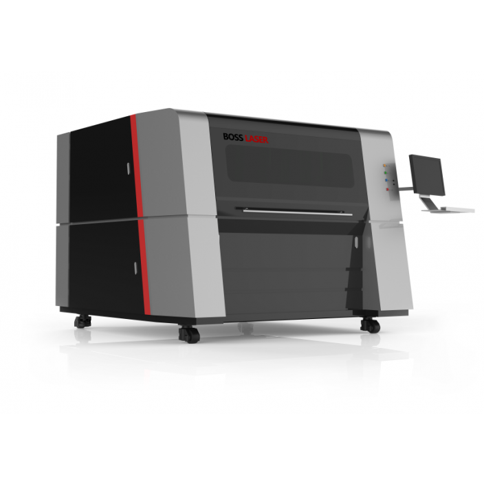 Boss 700w Metal Fiber Laser Cutter