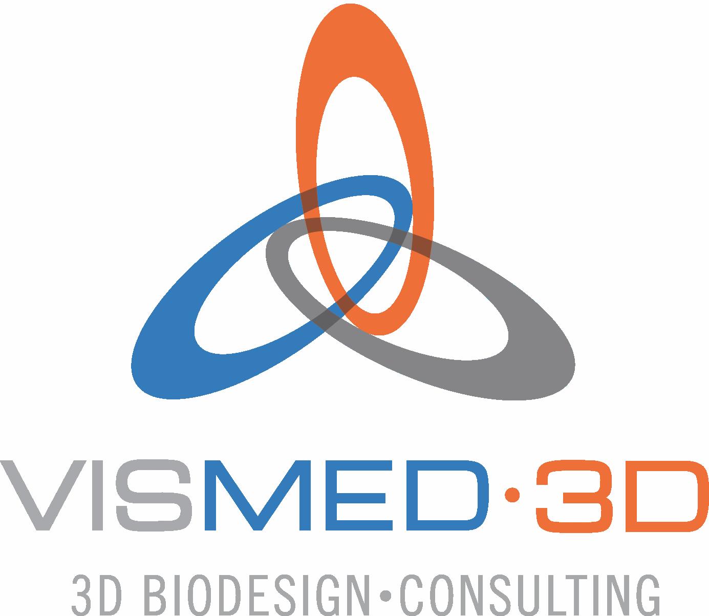 VisMed3D Logo