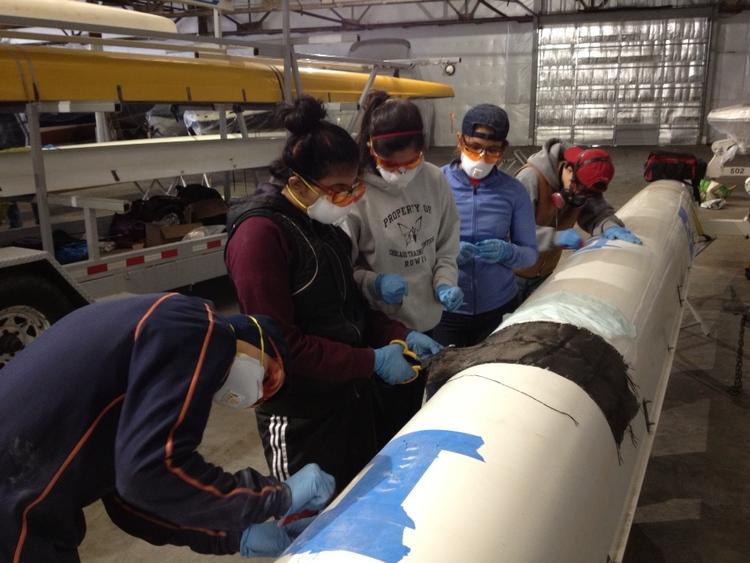 CTC Boat Repair