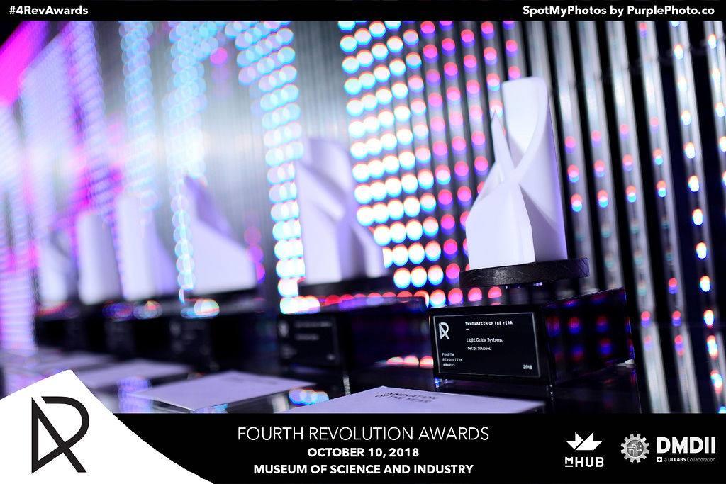 Illinois Manufacturing Industry Celebrates the Fourth Revolution Awards
