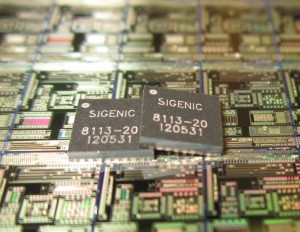Sigenics Tapes Out Latest Obsolete-Part Replacement Chip