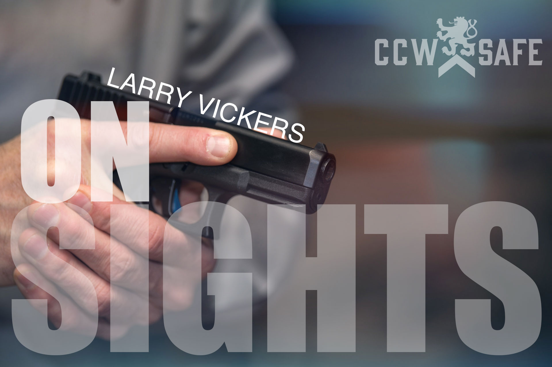 Larry Vickers on Sights
