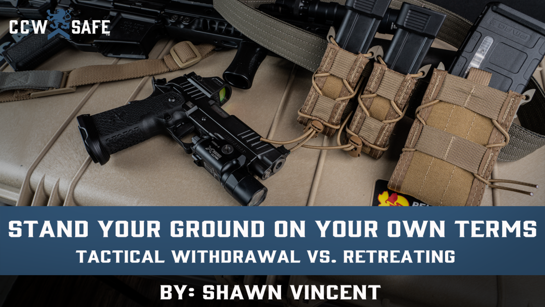 Stand Your Ground on Your Own Terms