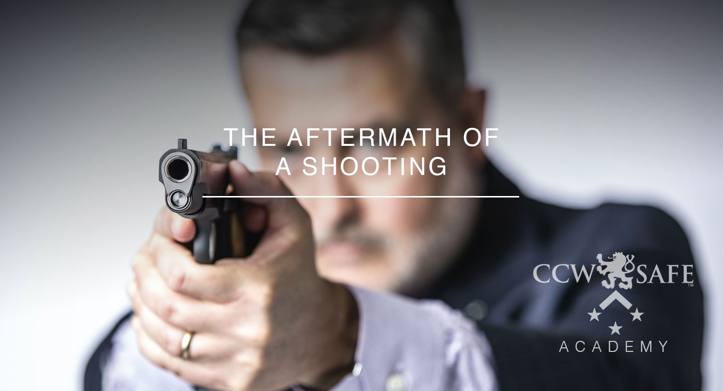 New Academy Course Available- Aftermath of a Shooting