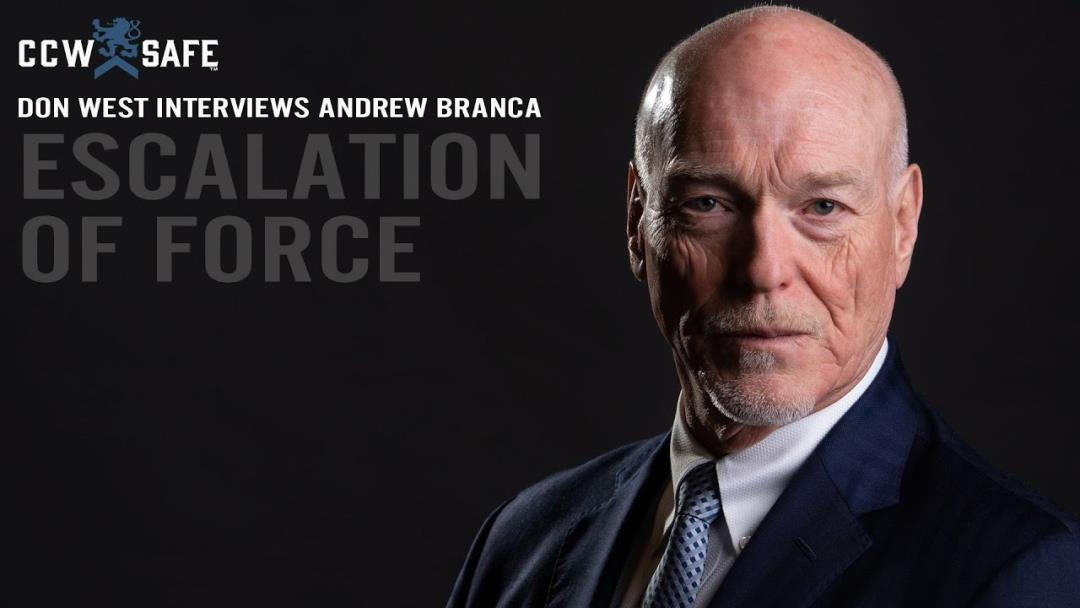 VIDEO: Don West & Andrew Branca - Escalation of Force