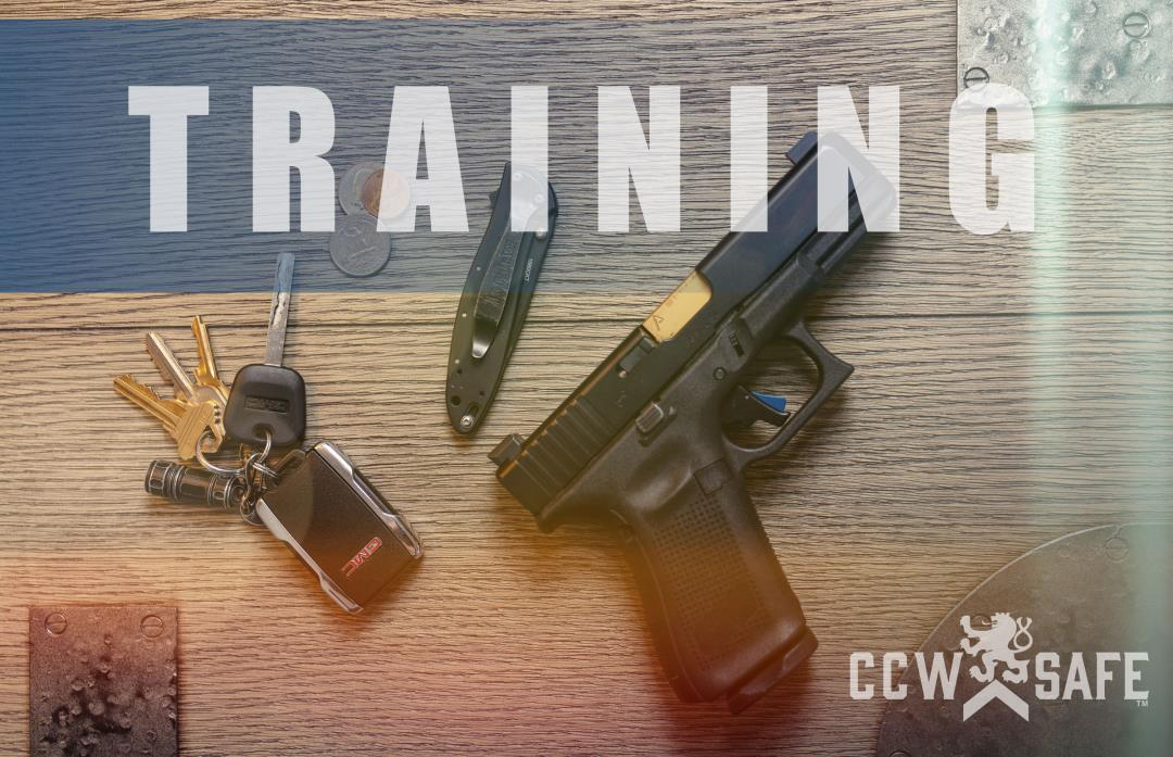 The Four Principals of Concealed Carry Commitment- Part 3: Training