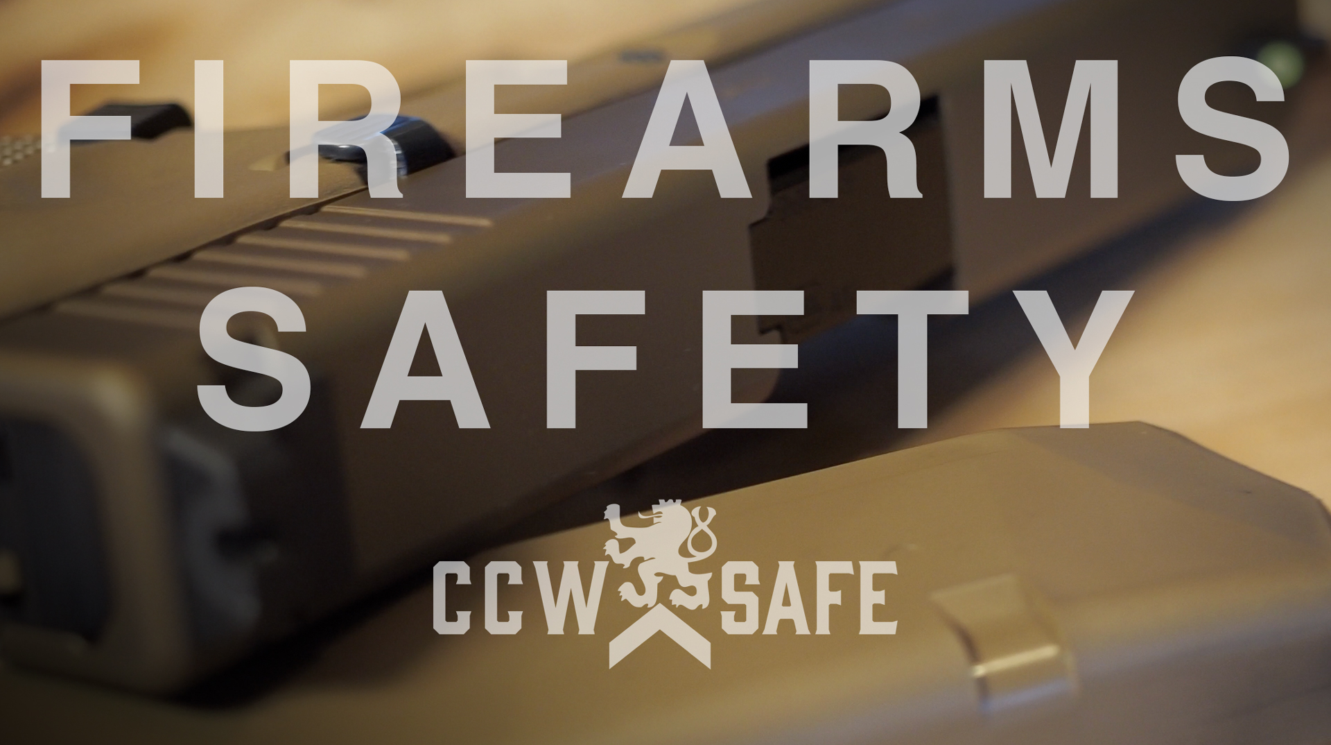 Larry Vickers on Firearm Safety