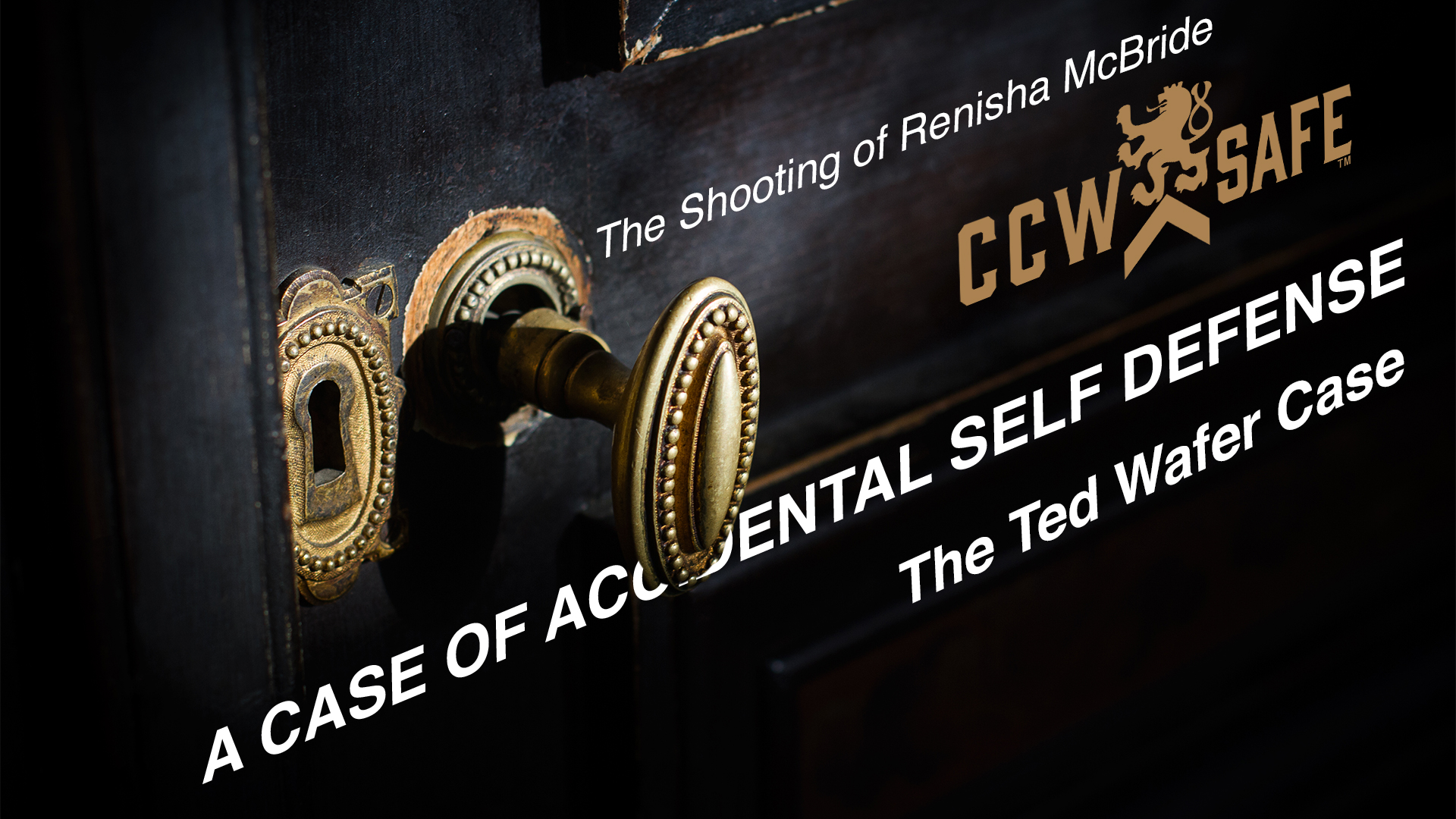 The Accidental Case of Self Defense- The Shooting of Renisha McBride-Location