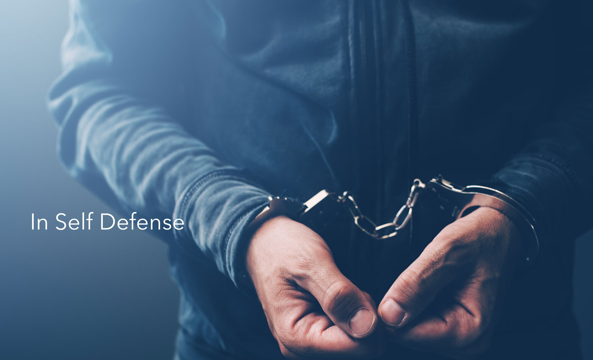 In Self Defense- The Case of Stephen Maddox