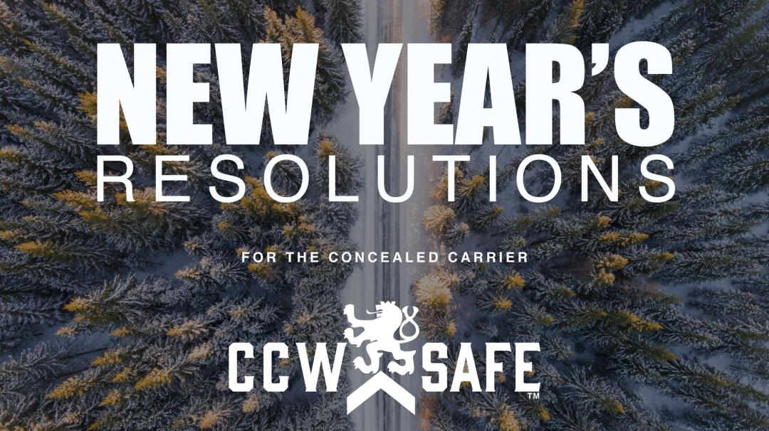 New Year's Resolution For The Concealed Carrier: Part III