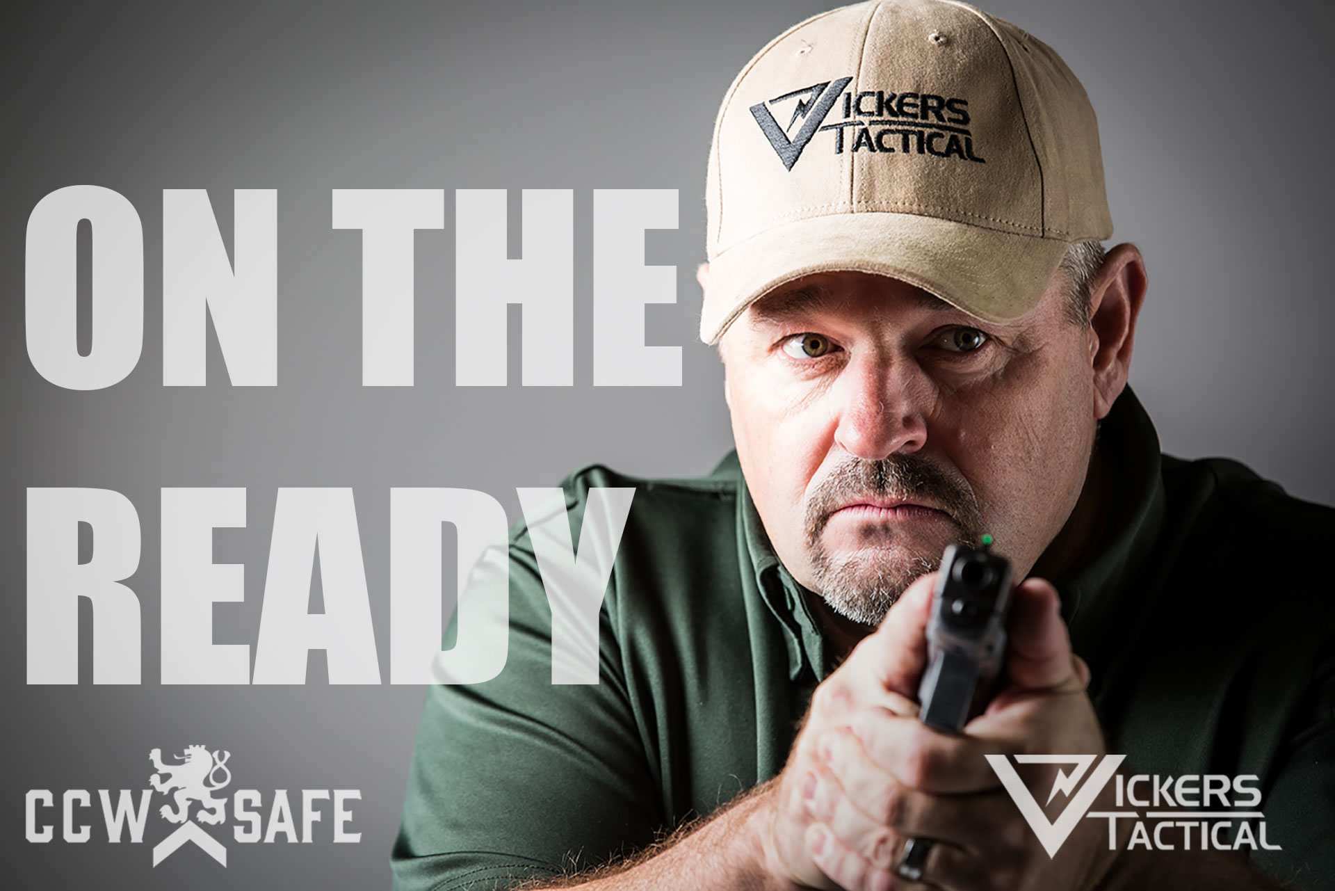 Larry Vickers on The Ready Position
