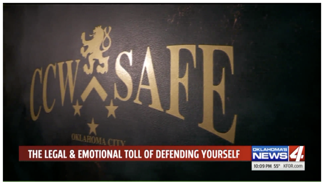 CCW Safe Featured On Local News