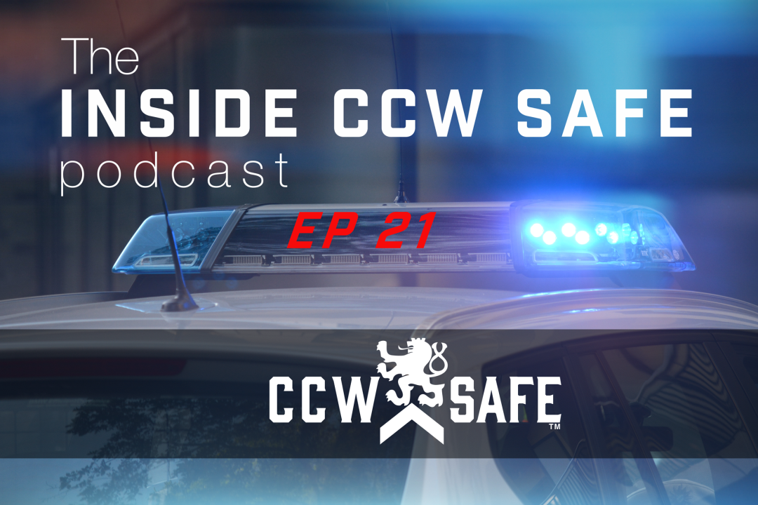 Inside CCW Safe Podcast: Episode 21- Captive Insurance And The Police Union Model feat. Kyle Sweet
