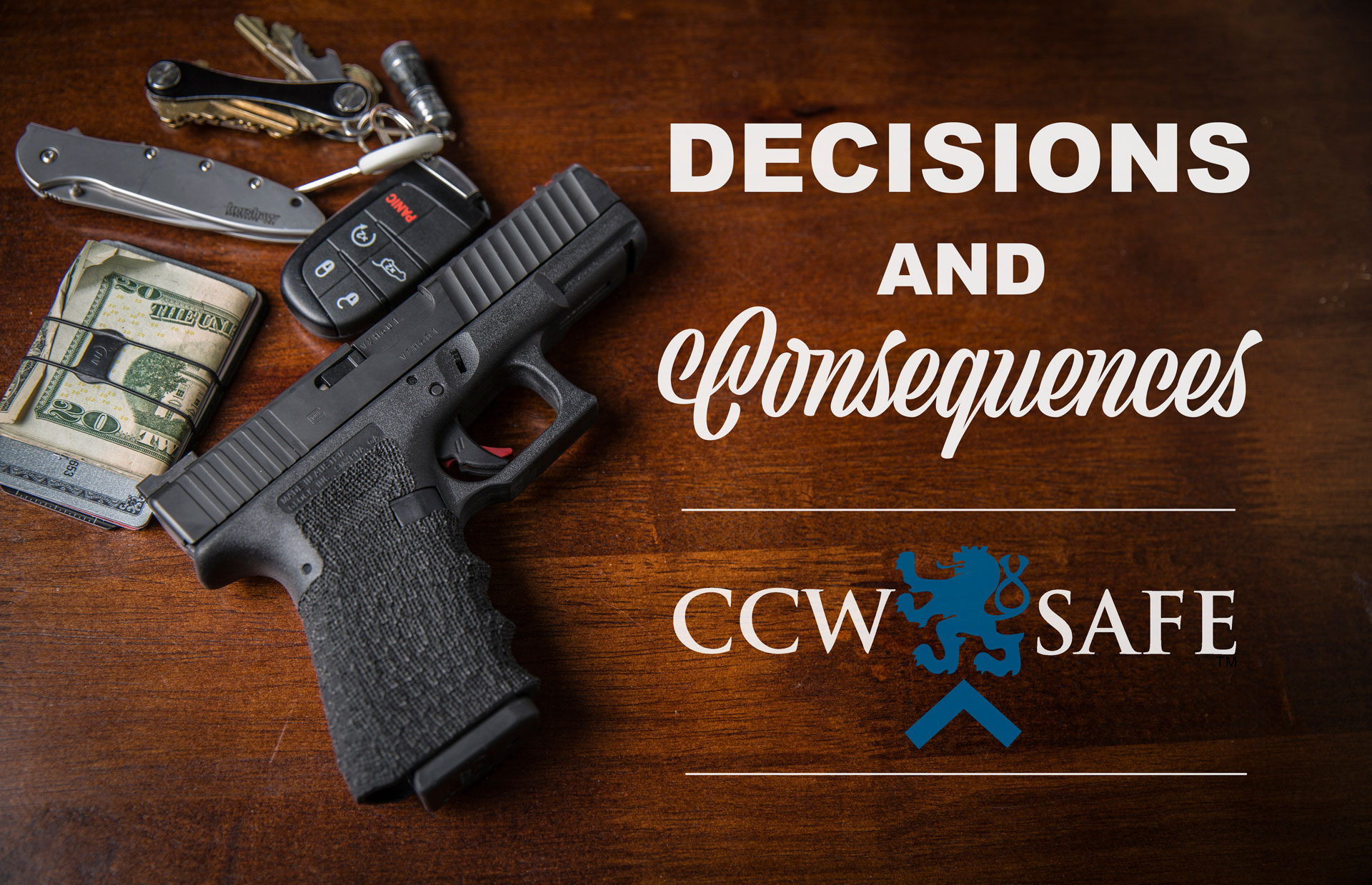 CCW Safe Welcomes Gary Eastridge