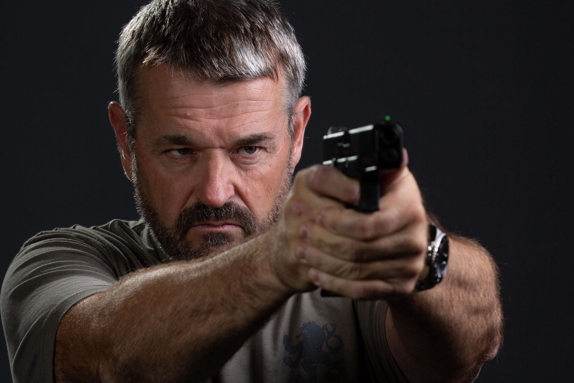 CCW SAFE TRAINING PARTNER: LARRY VICKERS