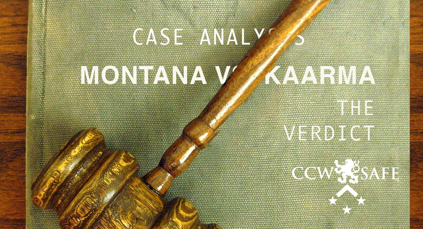 Four Shots In The Dark: Case Analysis of the Kaarma case- The Verdict and Lessons Learned