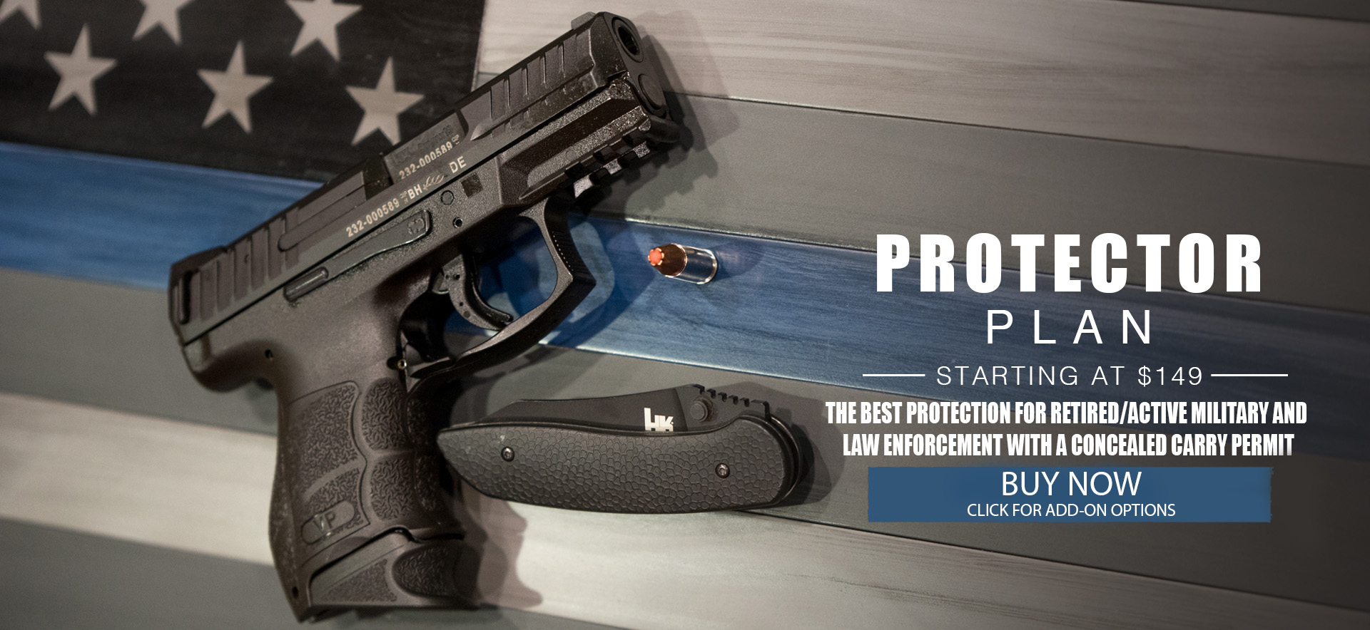 Protector Plan - CCW Safe National | CCW Safe Weapon