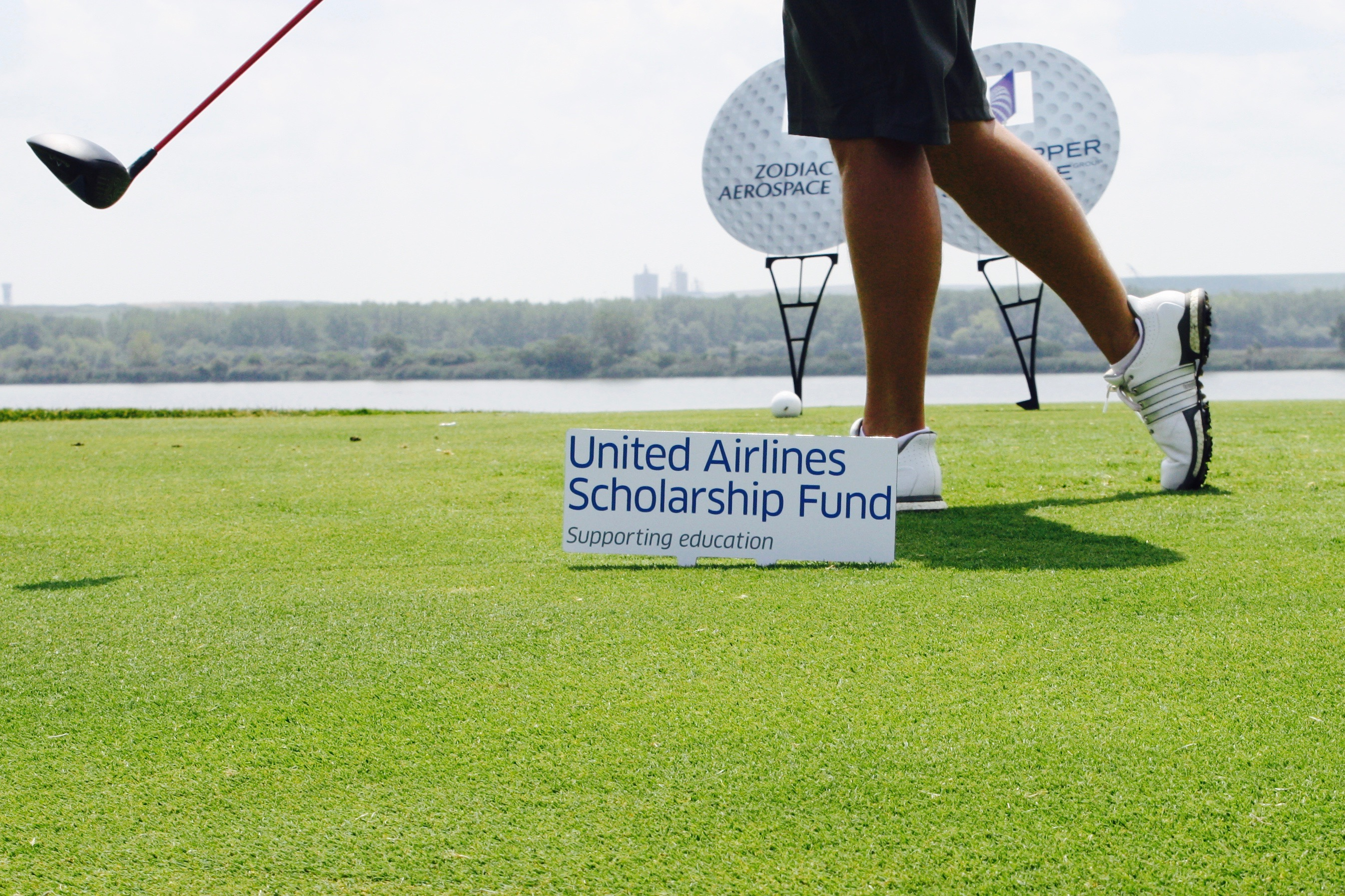 United Airlines Golf Outing
