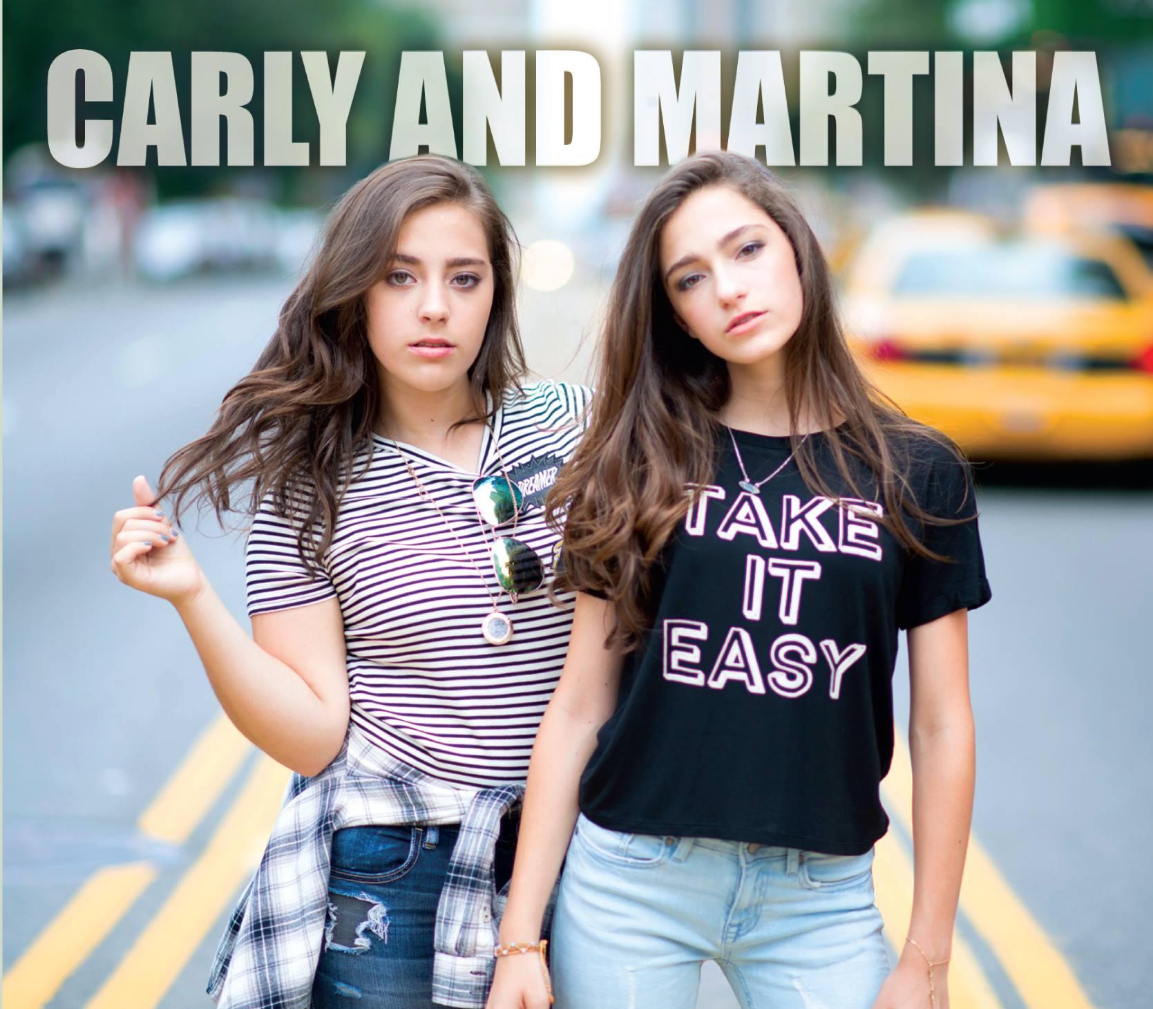 Carley & Martina