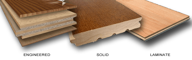 What Is Laminate Flooring Made Of hard surface 101