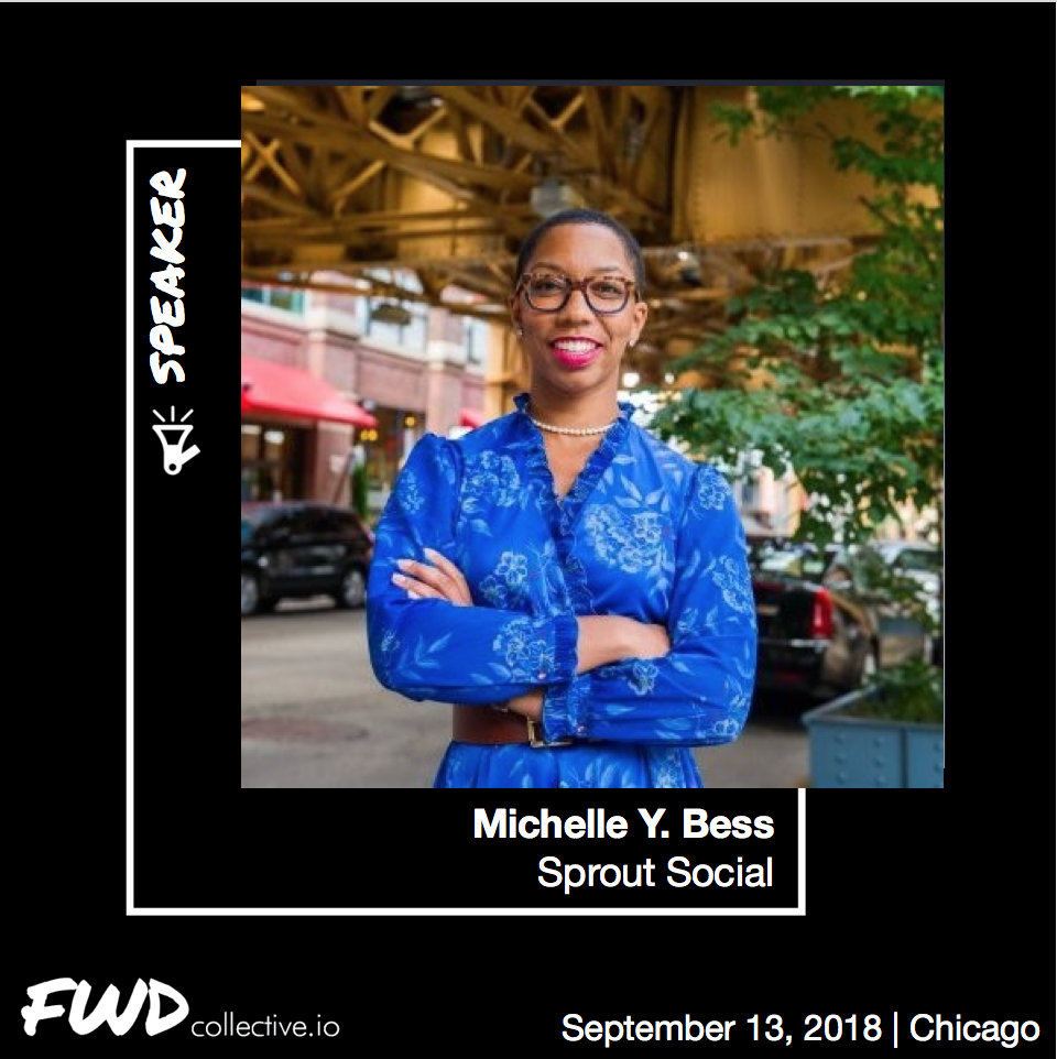 FWD Feature | Michelle Y. Bess photo
