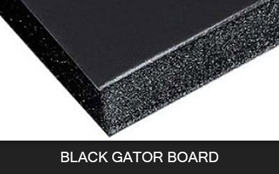 Black Gator Board