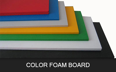 Color Foam Board