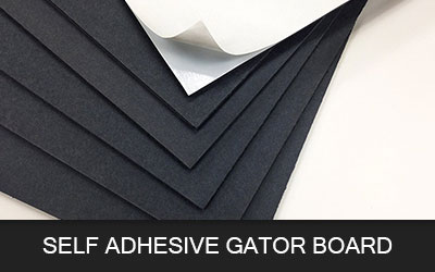 Self Adhesive Gator Board