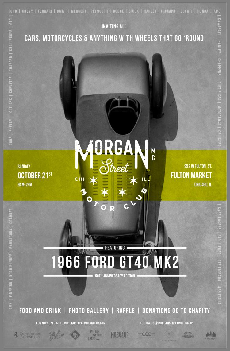 October 21, 2018: Morgan Street Motor Club End of Summer Event