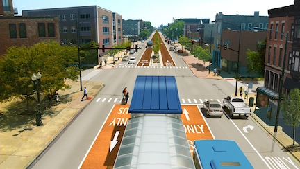 Ashland Avenue BRT Open House Meetings