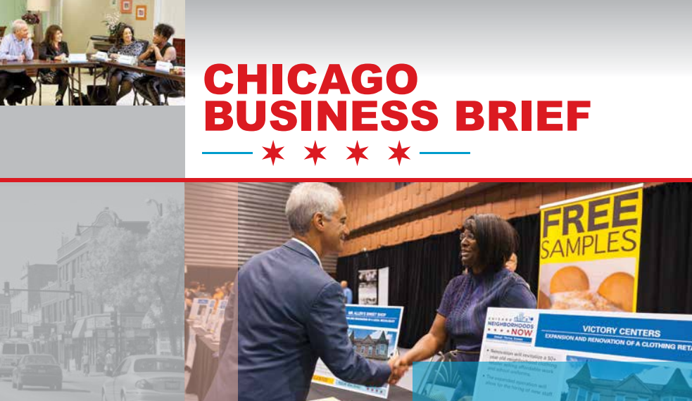 Chicago - Business Affairs Consumer Protection Business Brief