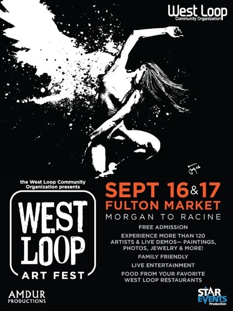 West Loop Art Fest Returns for its Third Year