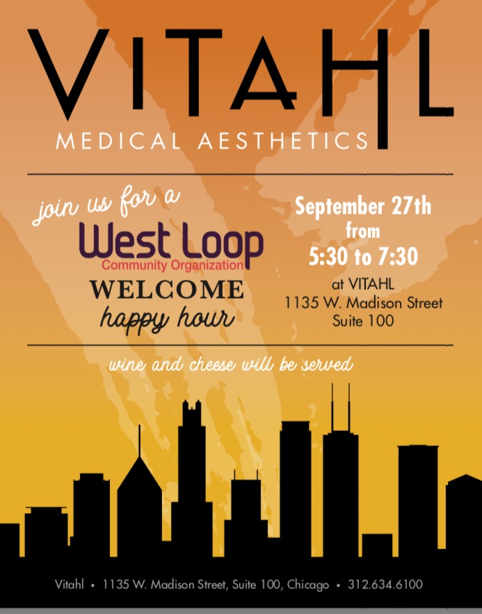 WLCO West Loop Night @ Vitahl Medical Aesthetics
